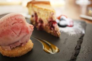 Lodge desserts.